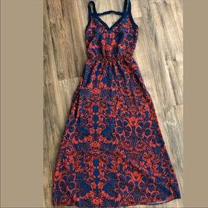 Just Fab maxi dress